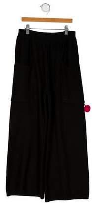 Sonia Rykiel Girls' Wool-Blend Wide-Leg Pants