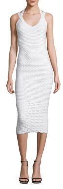 MICHAEL Michael Kors Michael Kors Collection Patterned Stretch Dress