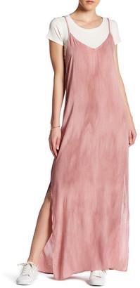 Socialite Maxi Slip 2-Piece Dress $58 thestylecure.com