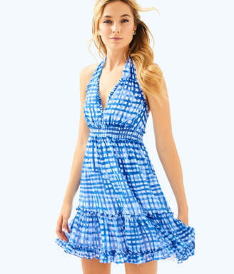 Lilly Pulitzer Cailee Halter Dress