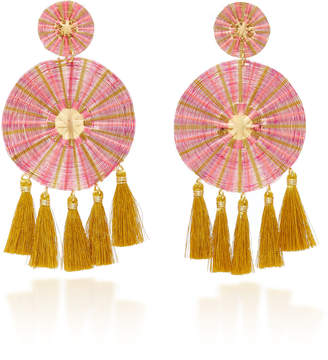 Mercedes Salazar Yui Rosa Earrings