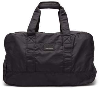 The Upside Logo Lique Nylon Gym Bag Womens Black