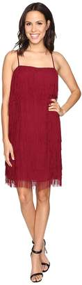 rsvp Nashville Fringe Dress Women's Dress