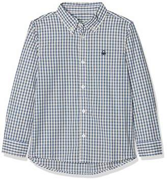 Benetton Boy's Shirt Blouse,(Size: EL)