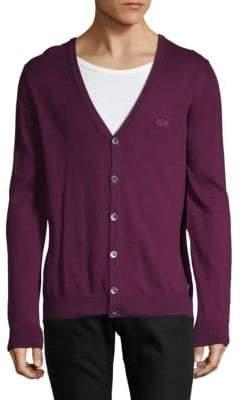 HUGO BOSS Bairre V-Neck Sweater