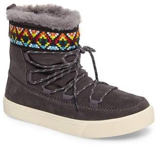Toms Alpine Faux Fur Lined Boot