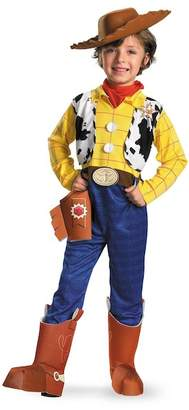 Disguise Toy Story Woody Deluxe Costume (Toddler & Little Boys)