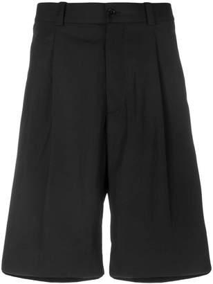 Stella McCartney oversized high waisted shorts