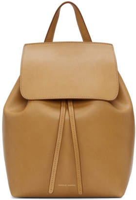 Mansur Gavriel Tan Mini Backpack