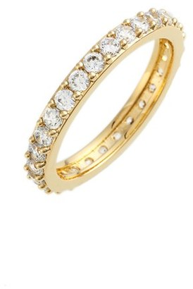 Women's Nadri Cubic Zirconia Pave Band Ring $48 thestylecure.com