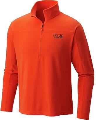 Mountain Hardwear Microchill Lite Zip T Jacket - Men's