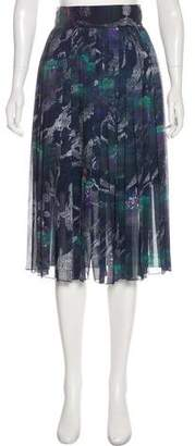 Timo Weiland Lilypad Knife-Pleated Skirt