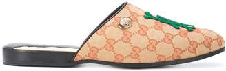 Gucci Original GG slipper with La AngelsTM patch