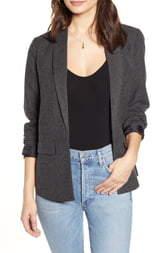 Vero Moda Ellen Shawl Collar Blazer