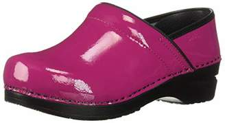 Sanita Women's Original Pro. Patent Wide Clog