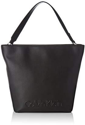 Calvin Klein Edge Hobo, Women's Satchel,13x34x28 cm (B x H T)