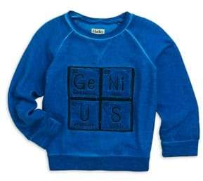 Hatley Little Boy's& Boy's Periodic Table Sweater