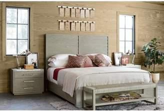 Gracie Oaks Rimini Panel Bed