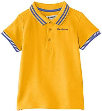 Ben Sherman Boy's Classic Short Sleeve Polo Shirt