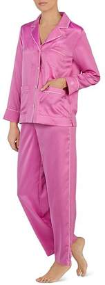 Ralph Lauren Satin Long PJ Set
