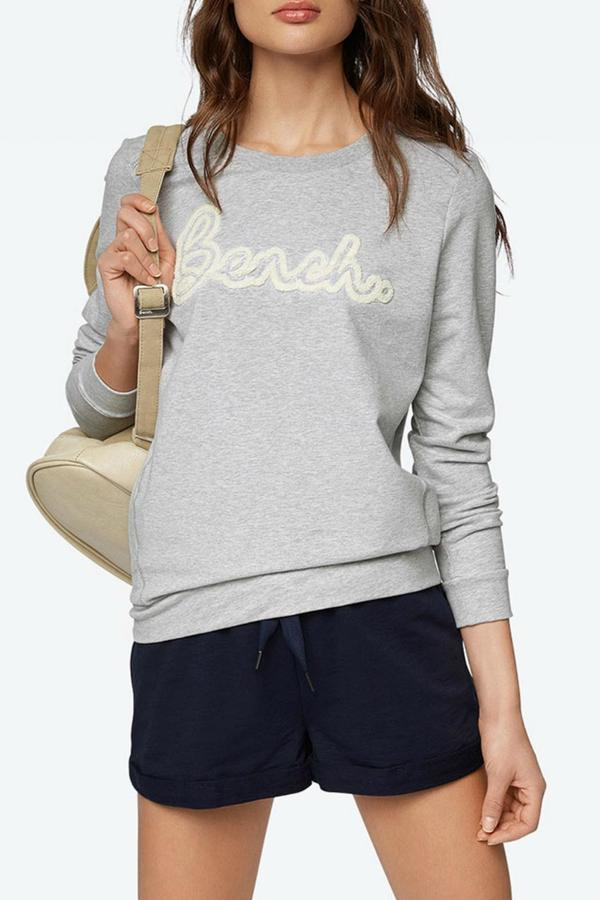 Bench Bench Hole Crew Neck Pullover