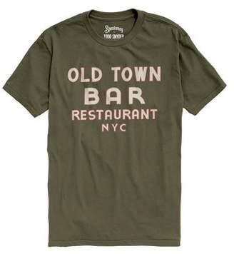 Todd Snyder Speakeasy Old Town in Olive