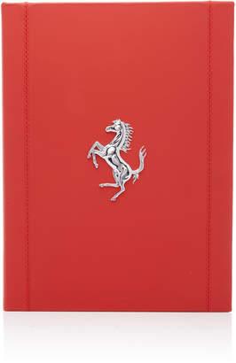 Taschen Ferrari Leather-Bound Book