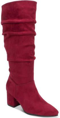 Seven Dials Norbury Block-Heel Dress Boots Women's Shoes
