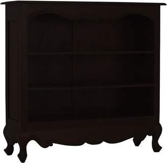 Kayu Estate Bookcases Annalise Bookshelf, Chocolate, Small