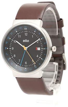 Braun U)Watch GMT BN0142 ブラウン ファッショングッズ