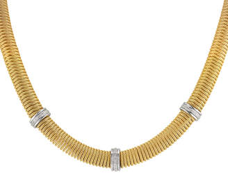 Alor Classique 18K 0.36 Ct. Tw. Diamond Necklace