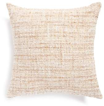 Metallic Accent Pillow