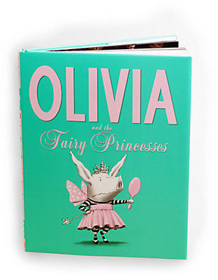 Simon & Schuster Olivia & The Fairy Princesses