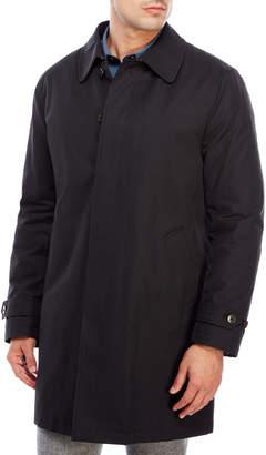Lauren Ralph Lauren Black Raincoat