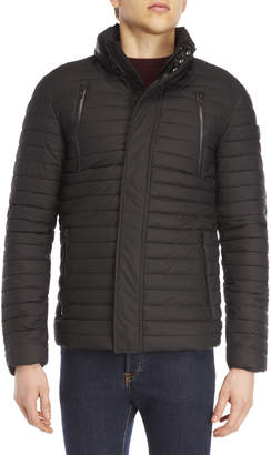 Superdry Racer Quilted Puffer Jacket