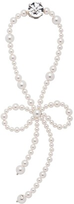 Miu Miu Solitaire Jewels necklace