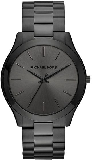 MICHAEL Michael Kors Women's Michael Kors Slim Runway Bracelet Watch, 44Mm