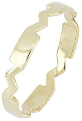 Bony Levy 14K Yellow Gold Geometric Ring