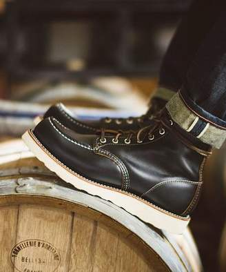 Red Wing Shoes Shoes 6-inch Irish Setter Moc Limited Edition in Black Klondike