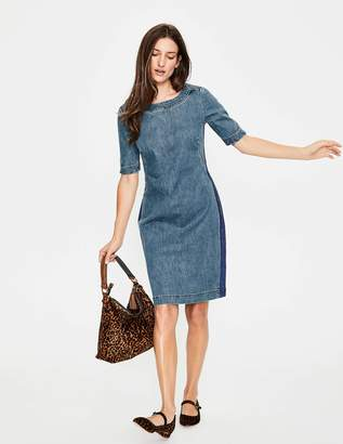 Boden Rhea Denim Dress