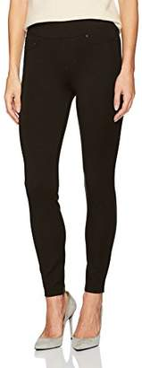 Liverpool Jeans Company Women's Farrah Pull On Highwaist Ankle Legging in Soft Ponte Knit