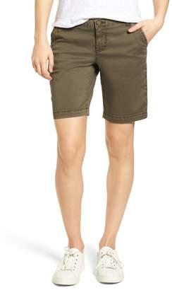 Caslon Twill Shorts (Regular & Petite)