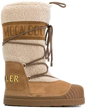 Moncler moon boots