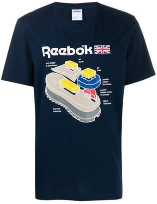 Reebok printed T-shirt