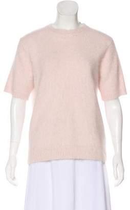 Anine Bing Angora Knit Sweater