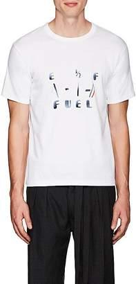 Visvim Men's Fuel Gauge Cotton-Blend T-Shirt