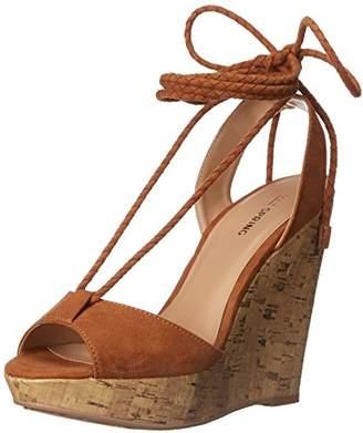 Call it SPRING Women's Treawen Espadrille Wedge Sandal