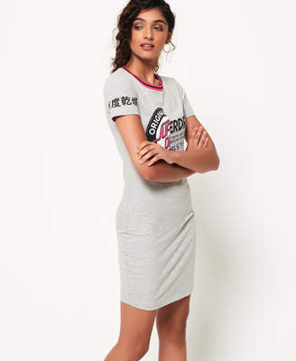 Superdry Cruise Bodycon T-shirt Dress