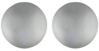 Alexis Bittar Medium Dome Clip Earring