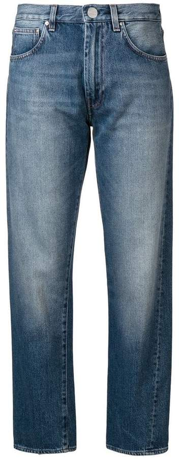 Toteme washed jeans